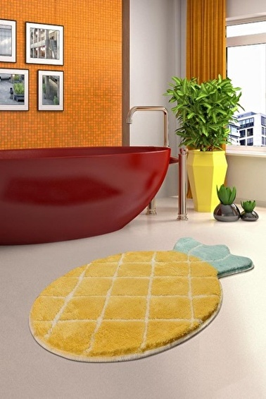 Chilai Home Pineapple Paspas 60x100 Cm Renkli